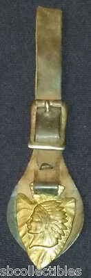 1910/20's - Indian - Watch - Fob - Original - Vintage - Indian - Watch - Fob