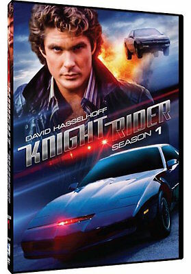 Knight Rider: Season 1 Dvd - The Complete First Season [4 Discs] - New Unopened