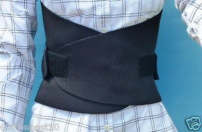 Lumbar Brace Back Pain Relief Posture Waist Abdominal Support Belt Recovery NEW