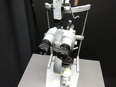 Carl Zeiss Ophthalmic Slit Lamp Prism 30SL 44000, Tested & Working