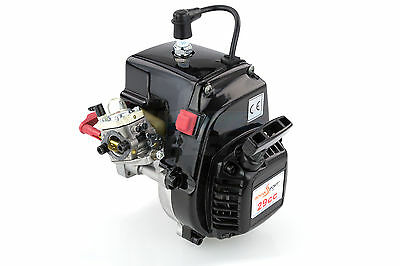 Brand New Rovan 29cc 4 Bolt 2 Stroke Engine w/ NGK Plug #81008