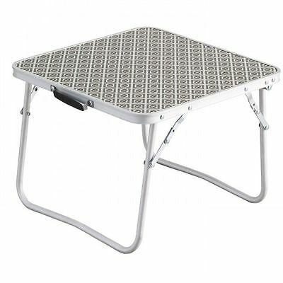 Outwell Nain Lightweight Aluminium Folding Low Camping Table