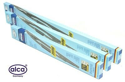 """Honda CRV 2002-2006 Wipers Front 21""""20"""" and Rear 11"""" alca SPECIAL"""