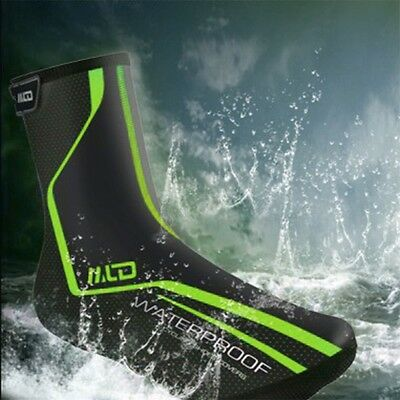 Bicycle Breathable Shoe Covers Bike Cycling Overshoes Windproof Outdoor EO