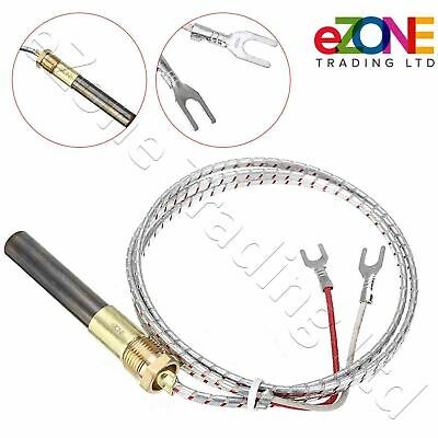 Thermopile Thermocouple 2-Wire for IMPERIAL ELITE FRYMASTER DEAN PITCO Gas Fryer