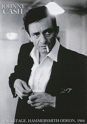 Poster: Country Music : Johnny Cash  -  Free Shipping !  #pp0253  Rc15 D
