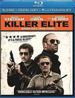 Killer Elite (Blu-ray + DVD: 2 DISCS)  BRAND NEW, FACT.SEALED**