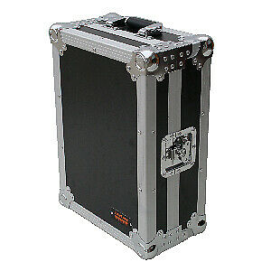 Single Large CD Player or Mixer Roadcase Hardcase LC-1014 Litecase