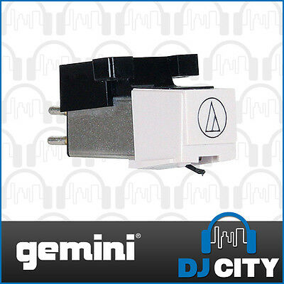 Gemini CN-15 DJ Phono Cartridge & Stylus Easily Mounts Most Standard Headshells