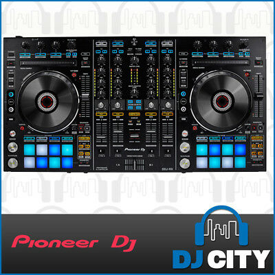 DDJ-RX Pioneer 4 Channel DJ Controller with Rekordbox DJ City Australia