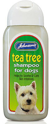 Johnson's Tea Tree Shampoo 200ml