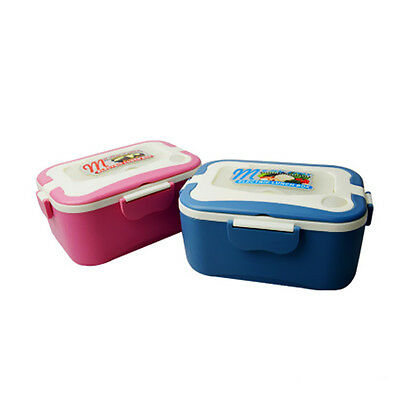 Portable 1.5L Car Electric Heating Lunch Box Storage Container Food Warm Heater