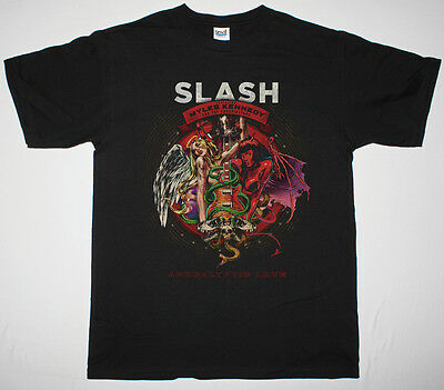 Slash Feat. Myles Kennedy And The Conspirators Apocalyptic Love Black T Shirt