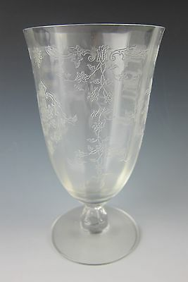 Fostoria Glass NAVARRE-CLEAR Iced Tea Glass(es) EXCELLENT
