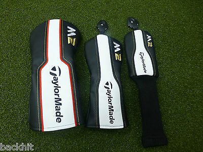 TaylorMade Golf M2 Driver Fairway Hybrid / Rescue Head Covers