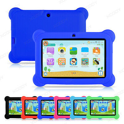 """Newest 7"""" Inch Kids Android 8.1 Tablet Pc Quad Core Wifi Us Stock Child Children"""