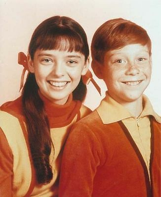 Bill Mumy & Angela Cartwright Photo - 5345 - Lost In Space