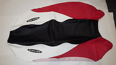 Hydro-Turf In Stock - Seat Cover - Yamaha VX (05-09)/VXS DLX SPT (10) - Blk/Red