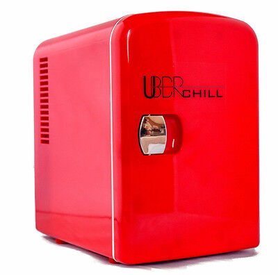 Uber Appliance UB-CH1 Uber Chill 6 can Mini Fridge