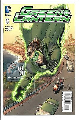 GREEN LANTERN # 47 (Feb 2016), NM