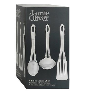 NEW Jamie Oliver 6pc hanging tool set 22070