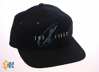 The X-Files 'Fight The Future' Official Promotional Baseball Hat Cap