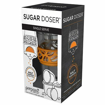 Prepara Sugar Doser Single Serve Sugar Dispenser / Shaker - Fits K-Cup Carousel