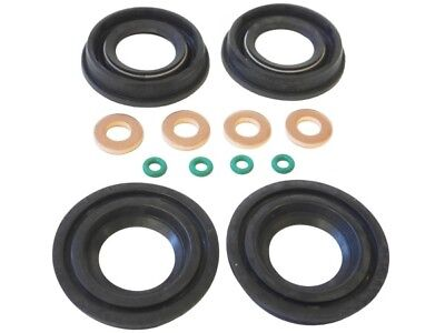 ORING SET  FORD TRANSIT MK7 2.2 CR TC I4 2011-2014 FUEL INJECTOR SEAL WASHER