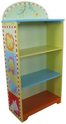 Liberty House Toys Safari Animals Bookshelf