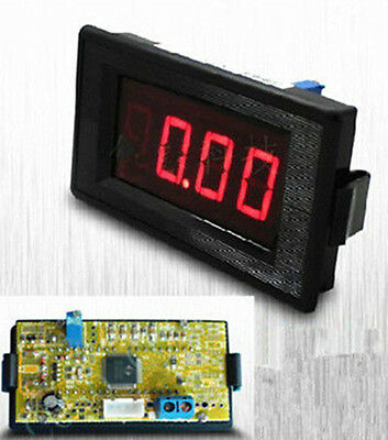 new 3.5 digit RED LED display ohmmeter resistance test meter 0-200KΩ ohm 5v dc