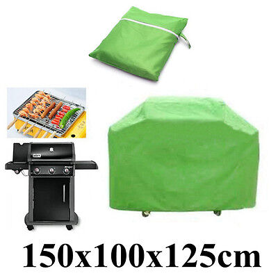 New Waterproof Barbecue BBQ Grill Cover Dust-proof Rain Protector Storage Bag
