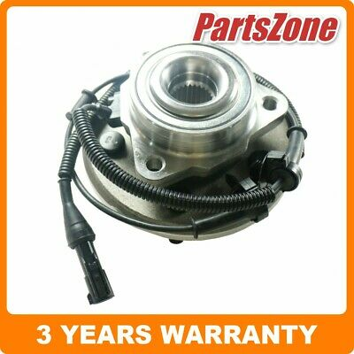 New Front Wheel Hub Bearing Fit for FORD EXPLORER III 2002-2005 IV with ABS