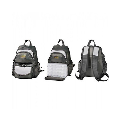 Rature Guidemaster Pro Box Backpack Zaino Con Scatolette Porta Accessori