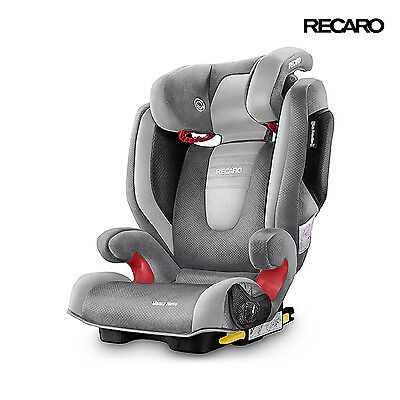 Recaro Monza Nova 2 Seatfix Shadow Child Seat 15-36 kg 33-80 lbs from Europe!
