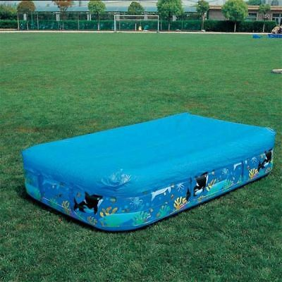 Bestway Flowclear Rectangular Swimming Paddling Pool Cover – 10ft