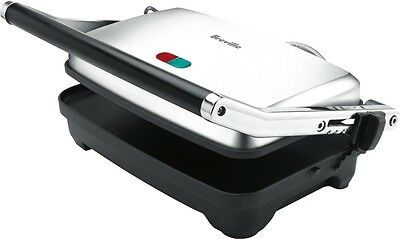NEW Breville The Toast/Melt Sandwich Press 2000W 2 Slice BSG220 Sandwich Maker