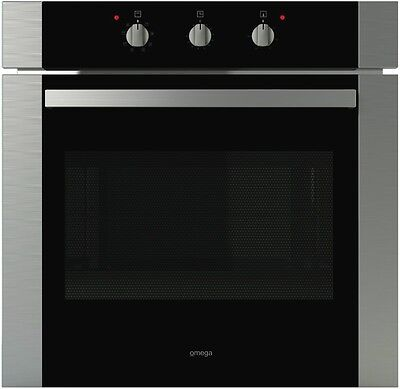 NEW Omega 60cm Electric Oven 65 Litres OO654X