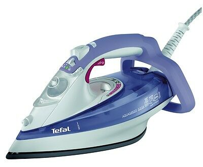 NEW Tefal Aquaspeed Steam Iron FV5335