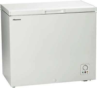 NEW Hisense HR6CF206 205L Chest Freezer