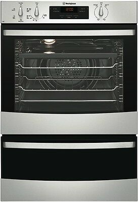 NEW Westinghouse WVE665S 60cm Electric Oven