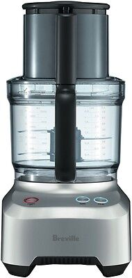 NEW Breville BFP660SIL The Kitchen Wizz 1000W Food Processor