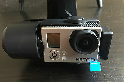 3DR Solo Gimbal Camera Clip Modified Mod 9 Farben schneller SD Card Zugriff