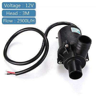 DC12V Submersible Brushless Water Pump for Fountain Pond Aquarium Fish Tank