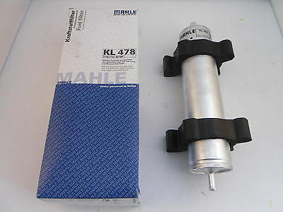 BMW 3 Series 318d 320d 330d 2.0,3.0 Diesel Fuel Filter 01-07 *MAHLE OE KL478*