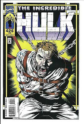 Incredible Hulk # 426 (Feb 1995), Nm