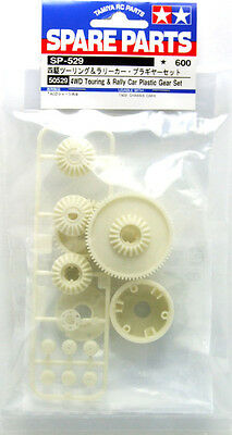Tamiya 50529 RC 4WD Touring & Rally Car Plastic Gear Set TA01/TA02 Spare Parts