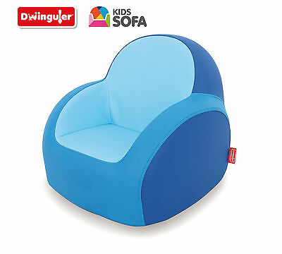 Dwinguler - Kids Sofa - Marine Blue - Kinder sofa - Child Sofa