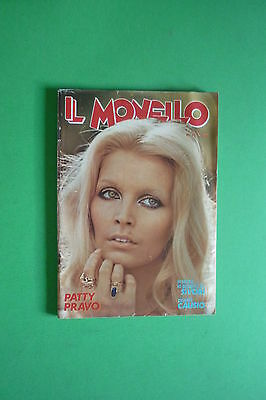 Il Monello 25/1974 Patty Pravo Omar Sharif Glenda Jackson Eusebio +Franco Causio