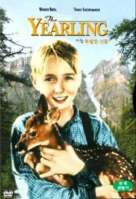 The Yearling (1946) - Gregory Peck, Jane Wyman DVD *NEW