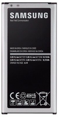 New Original OEM SAMSUNG 2800mAh BATTERY FOR GALAXY S5 EB-BG900BBU